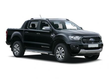 Ford Ranger Diesel Pick Up Double Cab XLT 2.0 EcoBlue 170