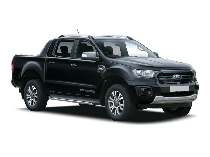 Ford Ranger Diesel Pick Up Double Cab Wildtrak 2.0 EcoBlue 213 Auto