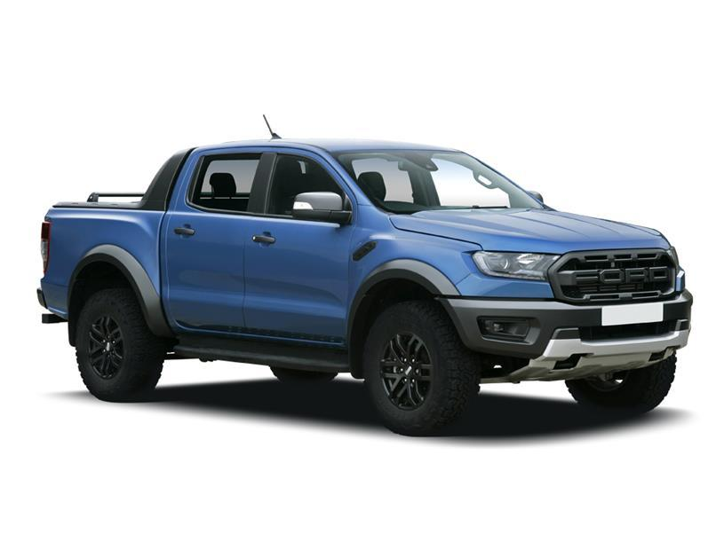 Ford Ranger Diesel Pick Up Double Cab Raptor 2.0 EcoBlue 213 Auto