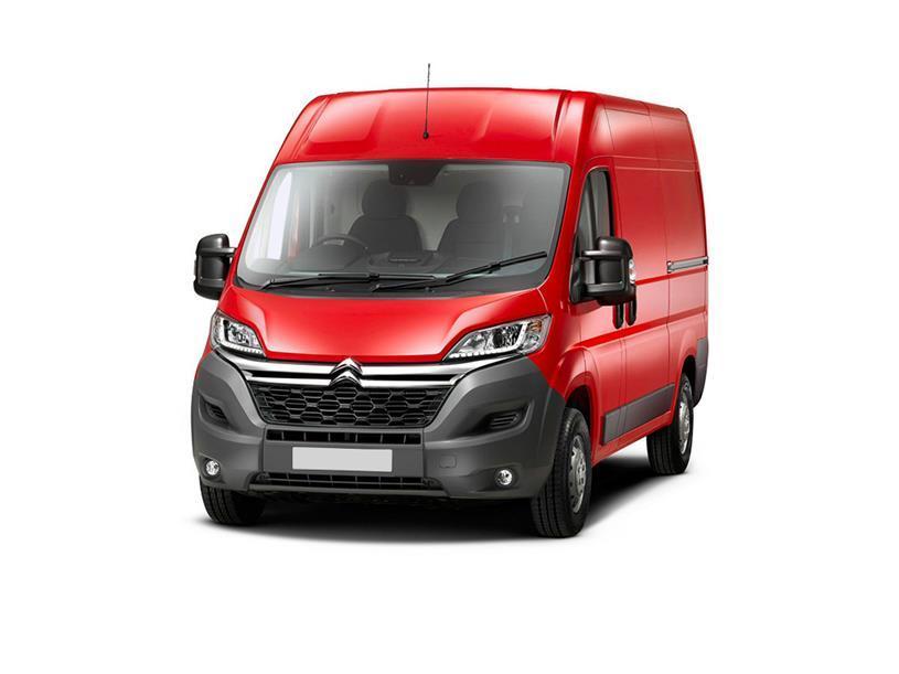 Citroen Relay 35 L4 Diesel 2.2 BlueHDi Box Van 165ps Plus