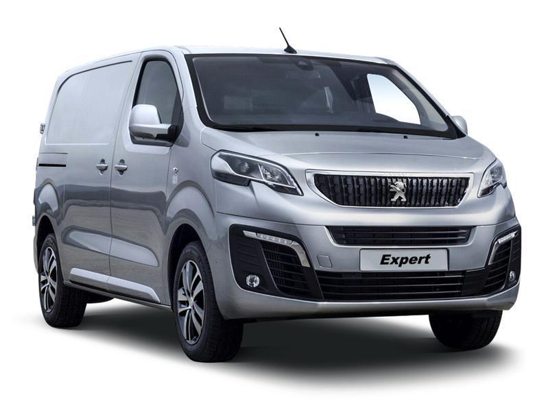 Peugeot Expert Long Diesel 1400 2.0 BlueHDi 120 Asphalt Van
