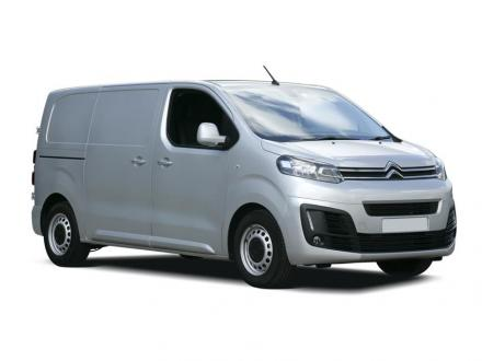 Citroen Dispatch M Diesel 1000 1.5 BlueHDi 100 Van X