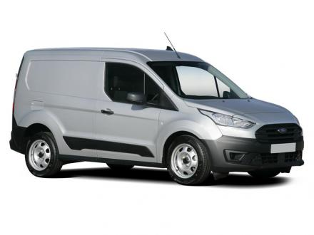 Ford Transit Connect 220 L1 Diesel 1.5 EcoBlue 100ps D/Cab Leader Van Powershift