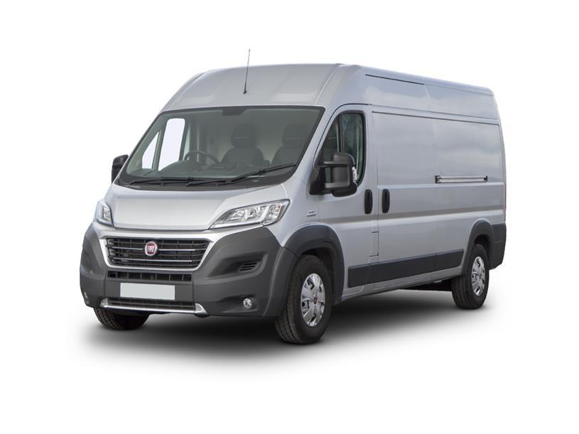Fiat Ducato 35 Maxi Lwb Diesel 2.3 Multijet Double Cab 3-way Tipper 160