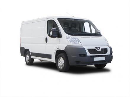 Peugeot Boxer 335 L3 Diesel 2.2 BlueHDi H2 S Window Van 140ps