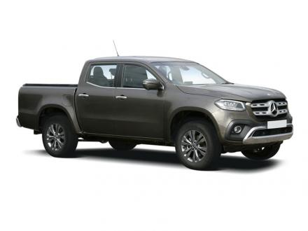 Mercedes-benz X Class Special Editions 250d 4Matic Element Double Cab Pickup Auto