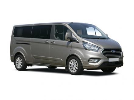 Ford Tourneo Custom L2 Diesel Fwd 2.0 EcoBlue 130ps L/R 8 St Zetec Auto [RAS]