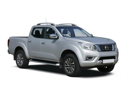 Nissan Navara Diesel Double Cab Pick Up N-Connecta 2.3dCi 190 TT 4WD