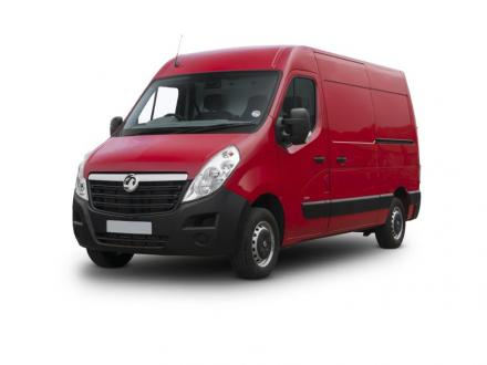 Vauxhall Movano 3300 L2 Diesel Fwd 2.3 Turbo D 135ps H2 Van