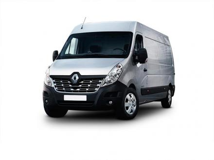 Renault Master Ze Mwb Electric ML31 57KW Business Low Roof Platform Cab Auto