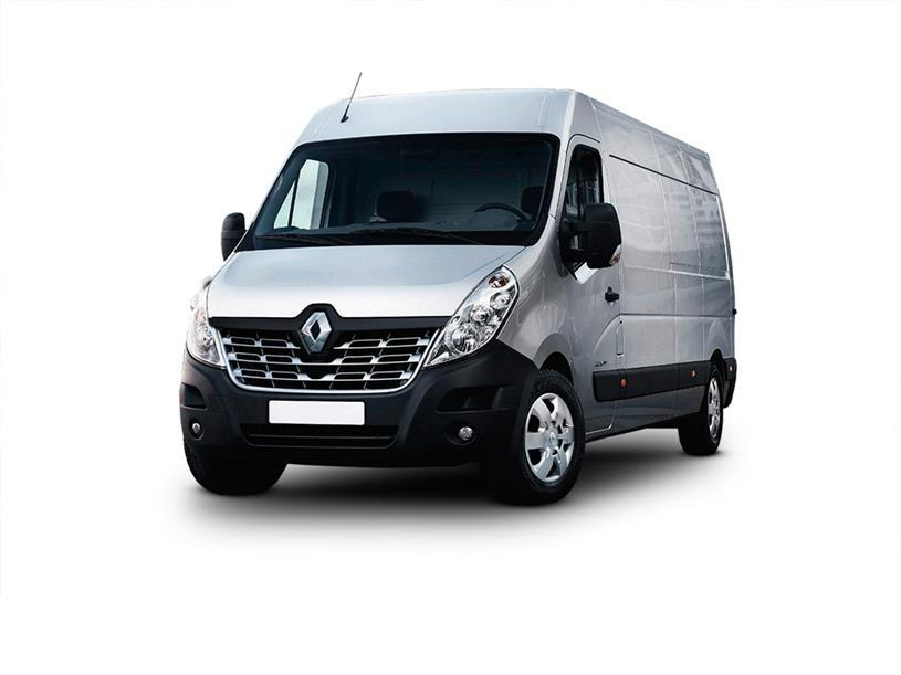 Renault Master Lwb Diesel 4x4 LLL35 ENERGY TWdCi 145 Business L/Roof Chassis Cab