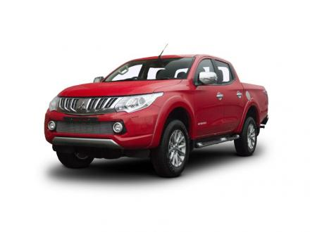 Mitsubishi L200 Diesel Double Cab DI-D 150 Warrior 4WD (Leather)
