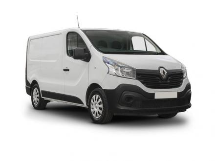 Renault Trafic Lwb Special Edition LL30 ENERGY dCi 145 Black Edition Van