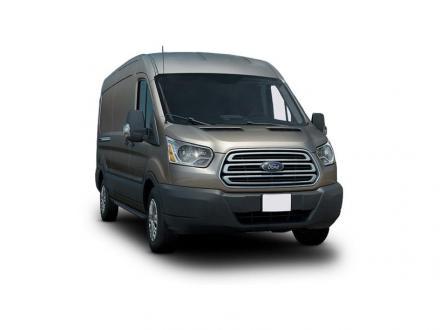 Ford Transit 350 L2 Diesel Fwd 2.0 EcoBlue Hybrid 130ps H2 Trail Van