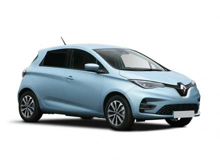 Renault Zoe Cdv Ze Electric 80kW Business+ 50kWh Rapid Charge i-Van R110 Auto
