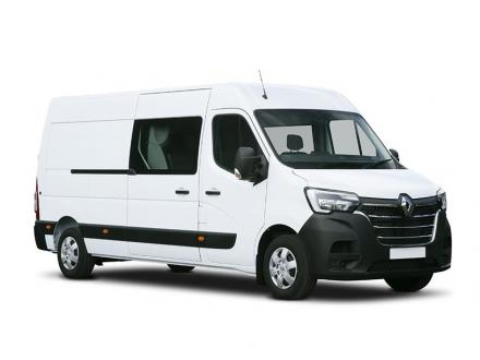 Renault Master Ze Lwb Electric LL35 57KW Business Low Roof Platform Cab Auto