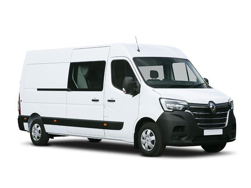 Renault Master Lwb Diesel Rwd LL35dCi 130 Business Luton [20m3] [Tail lift]