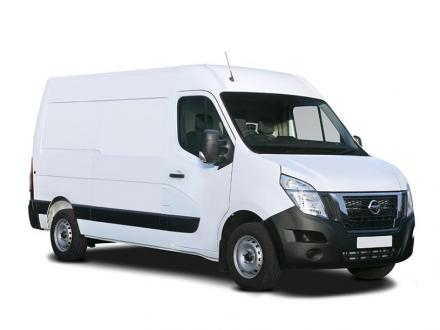 Nissan Nv400 R35 L3 Diesel 2.3 dci 145ps H1 Acenta Double Cab Tipper [TRW]