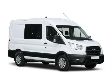 Ford Transit 350 L3 Diesel Rwd 2.0 EcoBlue 130ps HD Emissions Double Cab Chassis
