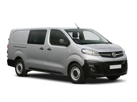 Vauxhall E-vivaro L1 3100 100kW Dynamic 50kWh H1 Platform Cab Auto