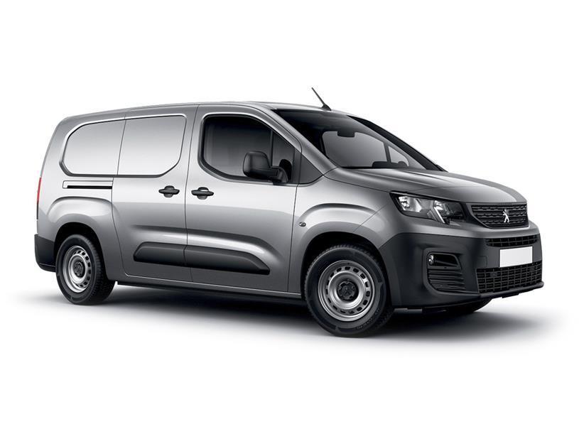 Peugeot Partner Standard Diesel 1000 1.5 BlueHDi 130 Asphalt Premium Van EAT8