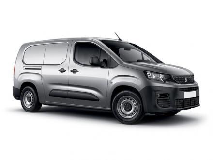 Peugeot Partner Long Diesel 850 1.5 BlueHDi 100 Professional Premium Crew Van