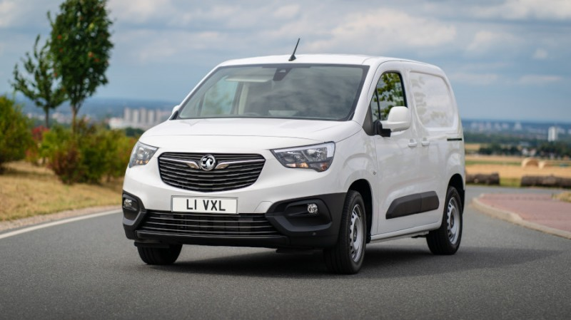 Vauxhall Combo Cargo is Compact High Cube Van of the Year at Great British Fleet Awards