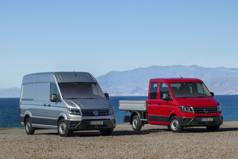 Volkswagen Crafter Van: Everything You Need to Know