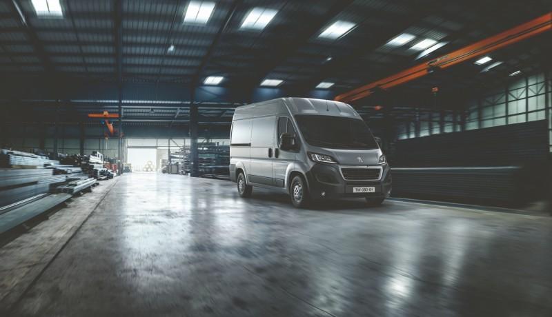 Peugeot Boxer Van: Models, Wheelbases & Heights Explained
