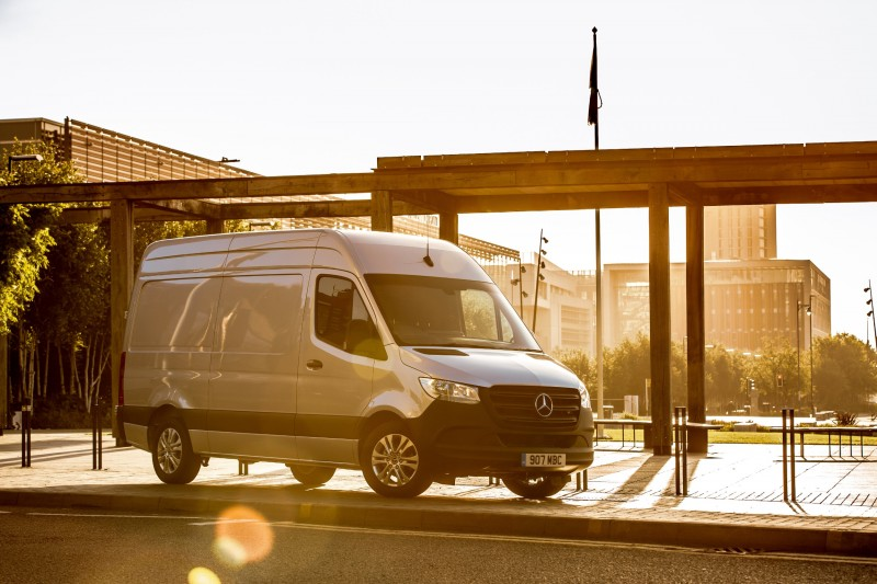 Mercedes-Benz Sprinter: Your Questions Answered