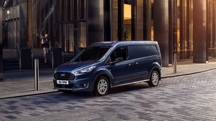New Ford Transit Connect Brochure