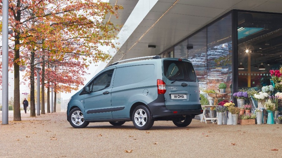 New Ford Transit Courier Brochure