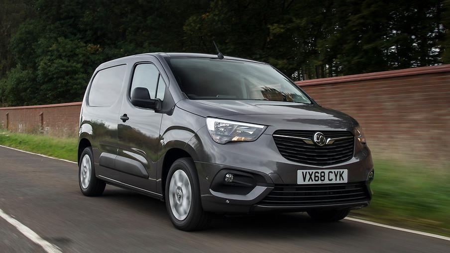 New Vauxhall Combo Cargo Brochure