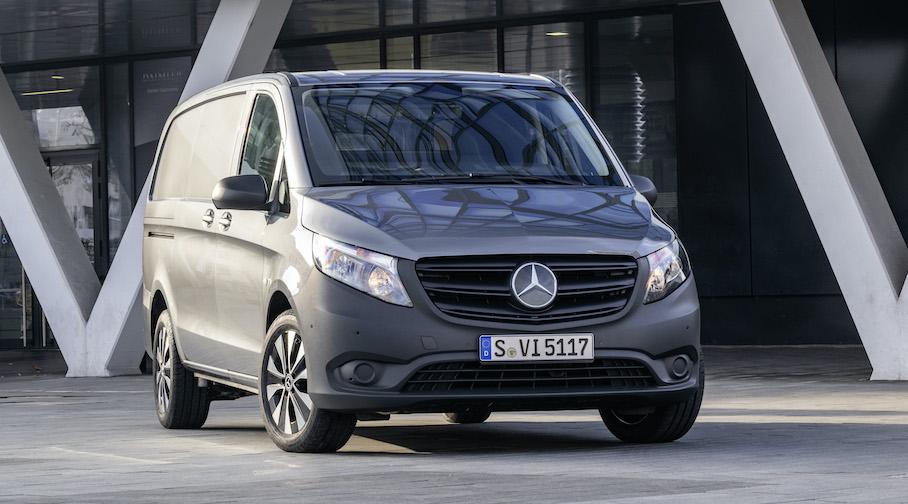 New Mercedes-Benz Vito Brochure