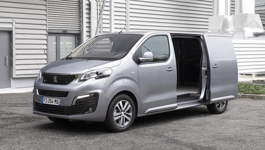 New Peugeot Expert Brochure