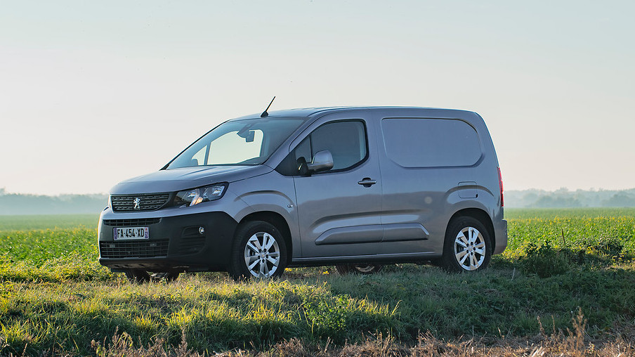 New Peugeot Van Brochures