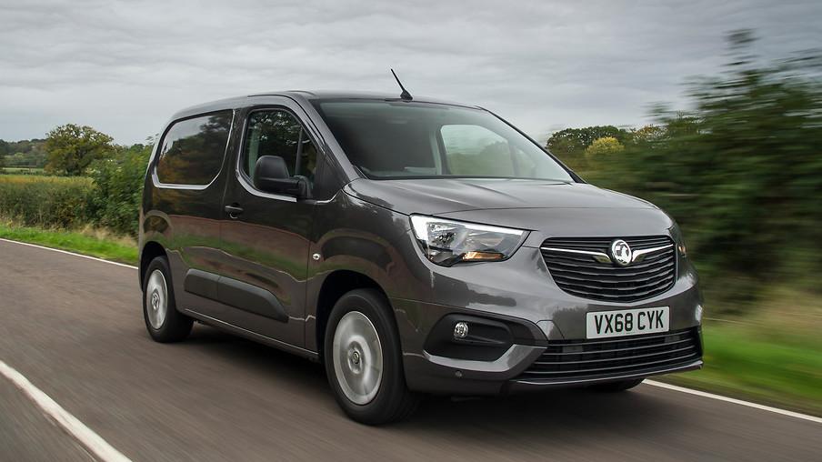 New Vauxhall Van Brochures